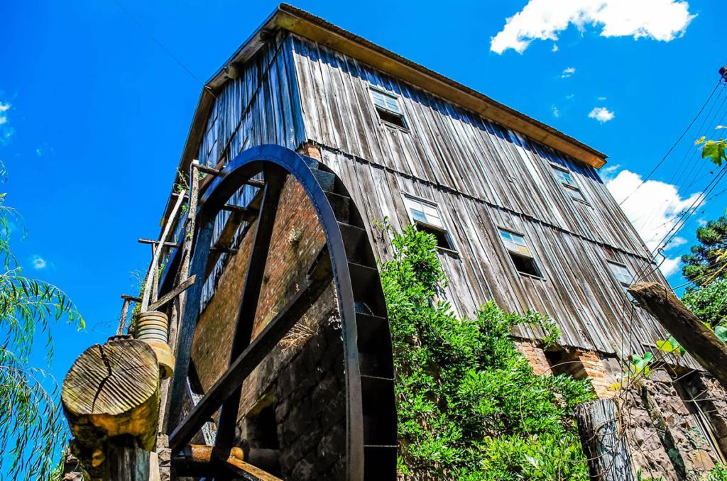 Moinho Colonial Cavichion